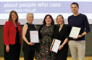 Project Team Receive Award